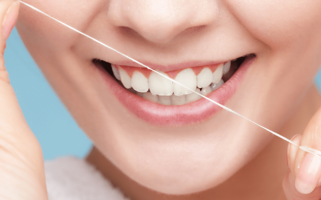 The benefits of flossing